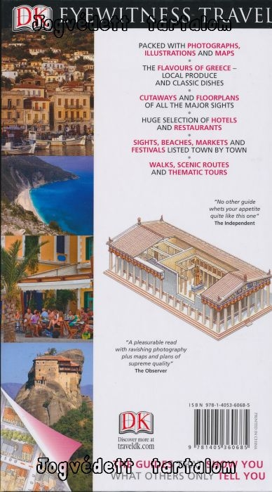dk eyewitness travel guide greece athens the mainland