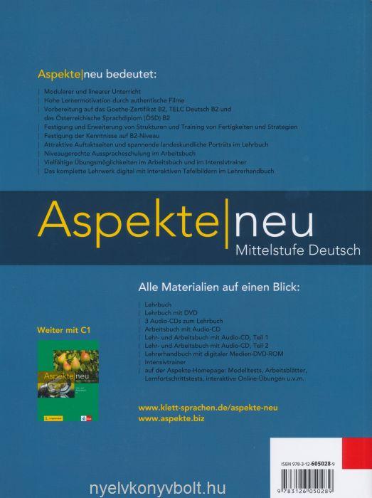 Aspekte Mittelstufe Deutsch B2 Pdf Viewer