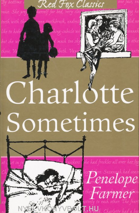 Image result for charlotte sometimes by penelope farmer