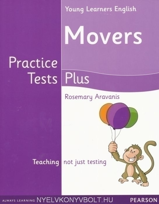 Cambridge English Movers Three Practice Tests with Answer