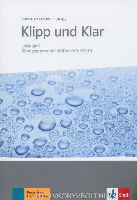 Klipp Und Klar - Grundstufe Pdf