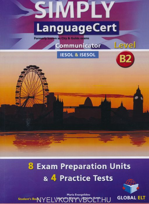 isesol english Exam help booklet speaking  2 this booklet has been created to help you prepare for the tasks featured in the languagecert isesol of english in order.