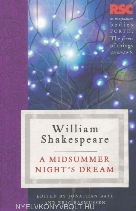 WILLIAM SHAKESPEARE-S - A MIDSUMMER NIGHT-S DREAM
